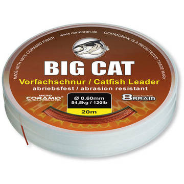 CORMORAN LEADER BIG CAT CORAMID 20M 1MM/100KG