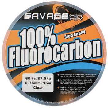 SAVAGE GEAR FIR FLUOROCARBON 0.14MM/1,3KG 50M