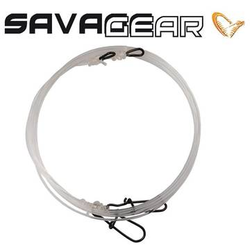 SAVAGE GEAR STRUNA FLUOROCARBON 70CM/0.92MM 2BUC/PLIC SAVAGE