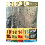 MONTURA GURU METHOD HAIR RIG CARLIG NR.16 8BUC/PL