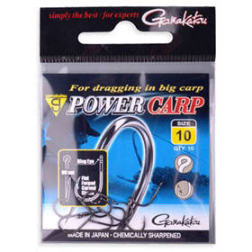 GAMAKATSU CARLIGE POWER CARP RING EYE 10BUC.PL nr.14