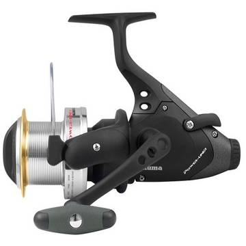 Mulineta crap OKUMA POWER L. BAITFEEDER PRO 10RUL/