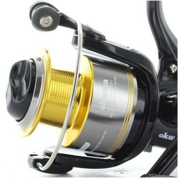 Mulineta crap OKUMA PROFORCE BAITFEEDER PRO 1RUL 160MX035MM