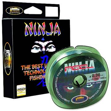 LINEAEFFE FIR NINJA REEL 035MM/14,70KG/150M