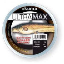 Fir de crap OKUMA FIR ULTRA MAX CAT FISH 050MM/19,6KG/245M