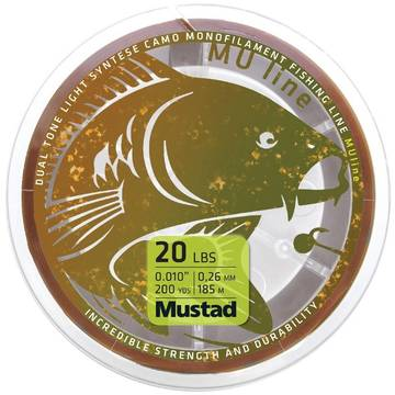 Fir de crap MUSTAD FIR CARP SPECIAL 028MM/5,4KG/1200M