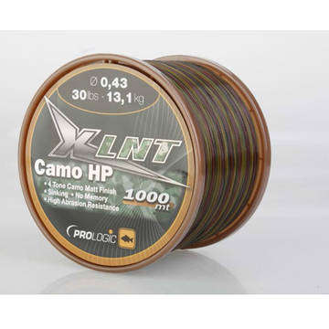 Fir de crap PROLOGIC FIR XLNT HP CAMO 033MM.7,4KG.1000M