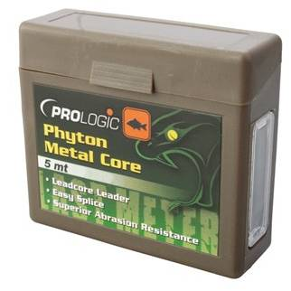 Fir de crap PROLOGIC LEADER PRO LOGIC PHYTON METAL CORE 45,0LB/7M
