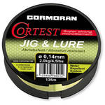 FIR CORTEST JIG&LURE FLUO 020MM/4,0KG/135M