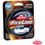 Fir pentru rapitori PURE FISHING FIR NEW 2014 FIRELINE CRYSTAL 017MM/10,2KG/110M