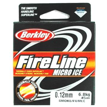 Fir pentru rapitori BERKLEY FIR FIRELINE MICRO ICE 015MM/7,9KG/45M.