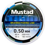 FIR MUSTAD WISH BRAID 008MM/8,2KG/110M