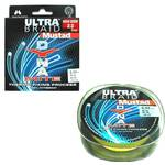 FIR ULTRA BRAID GALBEN 025MM/17,1KG/100M