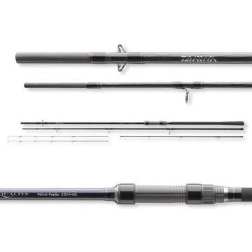 Lanseta stationar DAIWA AQUALITE LIGHT FEEDER 3+2BUC. 3,60M /120G