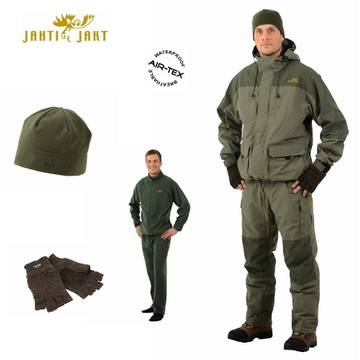 Costum JAHTI JAKT COSTUM SET VERDE FISHING JJ 6 PCS .S
