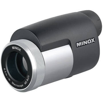 Sistem optic MINOX MACROSCOPE MS 8X25 SILVER EDITION