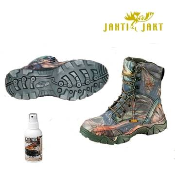 Incaltaminte JAHTI JAKT BOCANCI CAMO AIR-TEX.2 .44 + SPRAY