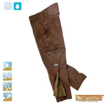 Pantalon BROWNING PANTALON XPO BIG GAME VERDE .L