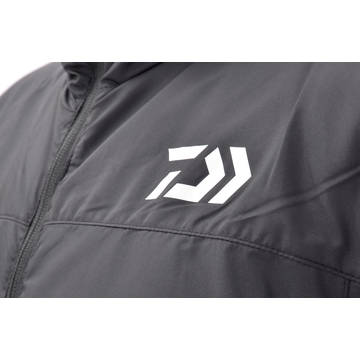 Pulovere, bluze, jachete fleece DAIWA COSTUM WARM-UP BLACK MAR.L