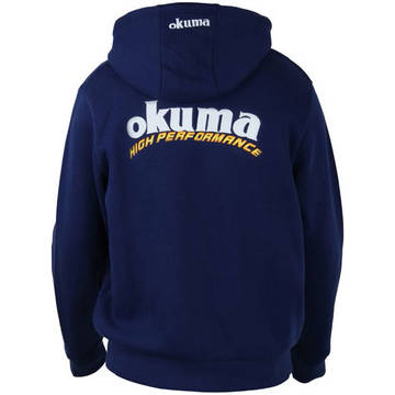 Pulovere, bluze, jachete fleece OKUMA HANORAC ALBASTRU MAR.XL