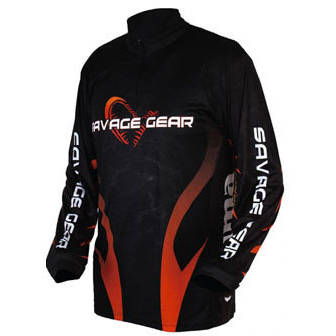 Pulovere, bluze, jachete fleece SAVAGE GEAR BLUZA TOURNAMENT UV PROTECT MAS.M