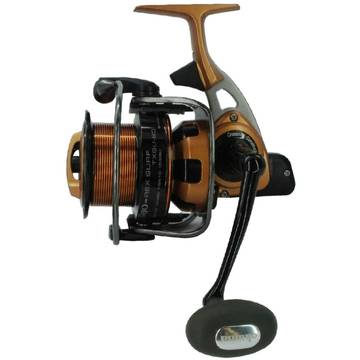 Mulineta crap OKUMA TRIO REX SURF FD 5RUL/310MX035MM