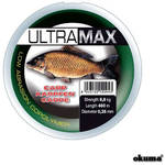 Fir de crap OKUMA FIR ULTRA MAX CARP 025MM/5,6KG/985M