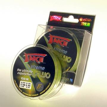 Fir pentru rapitori LINEAEFFE FIR MONOFILAMENT TAKE XTREME FLUO 0.25MM/8,6KG