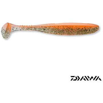 DAIWA SHAD D.FIN 10CM ORANGE SHINER/7BUC