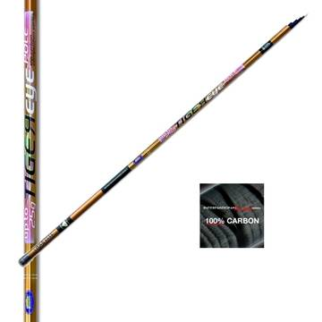 LINEAEFFE VARGA TELESCOPICA CARBON TIGER EYE 7,00M.25G
